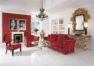 Couleur Qui Va Avec Le Rouge : quelle couleur va avec le rouge 80 id es d associations ~ Melissatoandfro.com Idées de Décoration