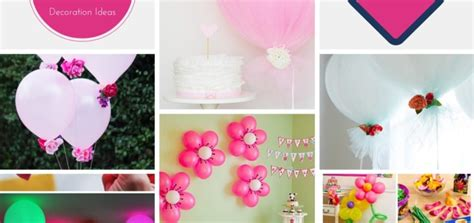 lovable  easy balloon decoration ideas part