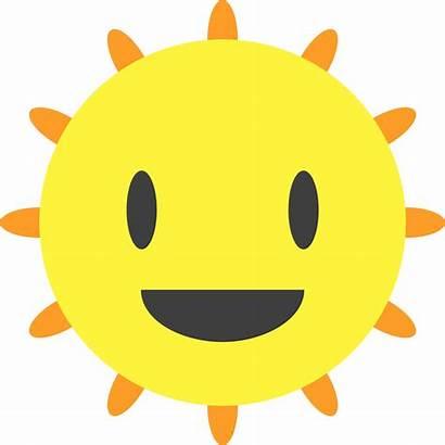 Sun Clipart Happy Sunshine Clip Svg Clipartion
