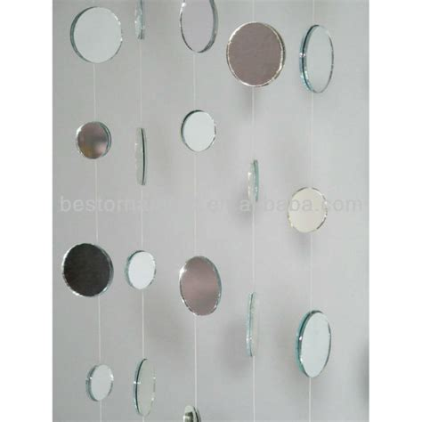 feng shui mirror beaded curtain buy decorative