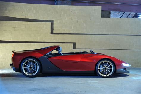 ferrari pininfarina sergio interior ferrari sergio designed by pininfarina at qatar roads in