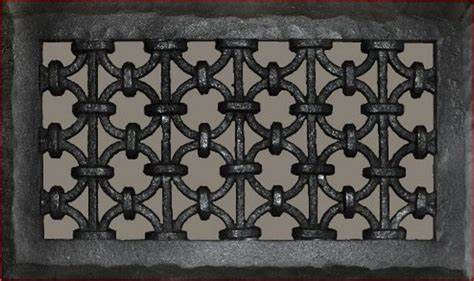 decorative vent covers rustic registers grilles and