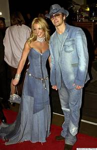 Blake Lively And Ryan Reynolds Wearing Britney And Justin ...