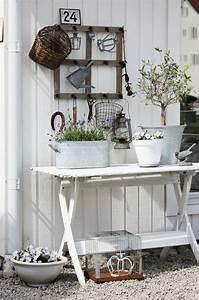 Verspielter Floraler Design Stil : vorgartengestaltung im vintage stil 26 schicke gartendeko ideen ~ Watch28wear.com Haus und Dekorationen