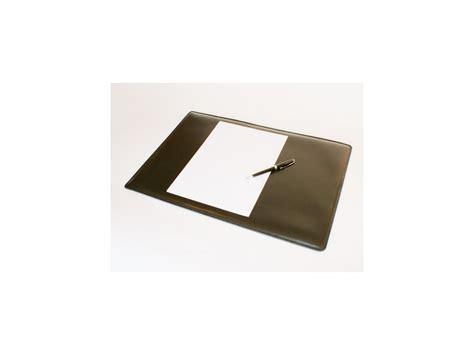 sous mains de bureau sous de bureau en cuir noir sm700