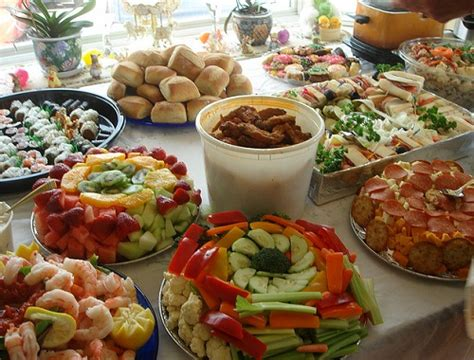 7 Healthy Party Foods & Appetizers Wedding Reception Trends 2019 Uk Gift 2017 Kerala Kunnamthanam Favors Singapore In Unlimited Reviews Dances With Parents