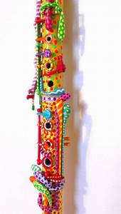 CRAZY!!!!Hand Painted Clarinet | Libbys stuff | Pinterest ...