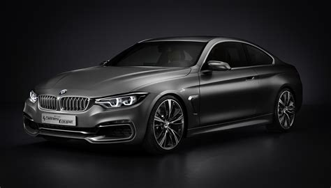 BMW Car : Bmw 4 Series Coupe Concept Revealed