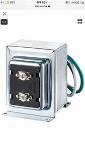 Doorbell Transformer Compatible With Ring Video Pro 16v