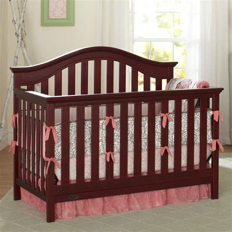 cherry wood crib cherry wood crib www pixshark images galleries