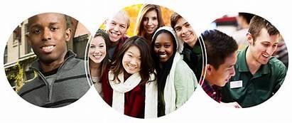 College Happy Students Student Greenlight Transparent Hero