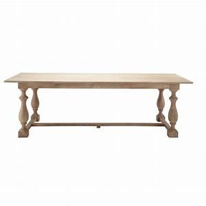 Table En Manguier : table de salle manger en manguier l 250 cm marceau maisons du monde ~ Teatrodelosmanantiales.com Idées de Décoration