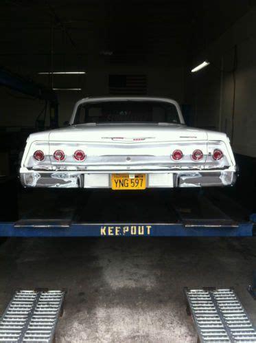 purchase   chevy impala ss  tustin california
