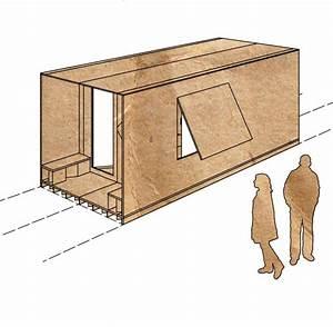 Karton 120x60x60 Bauhaus : pappe als werkstoff architekten entwickeln ein haus zum falten welt ~ A.2002-acura-tl-radio.info Haus und Dekorationen