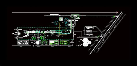 glass factory dwg elevation  autocad designs cad