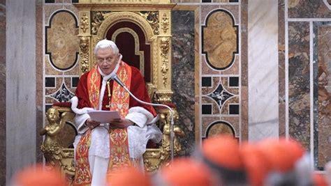 Bollettino Sala Sta Santa Sede Clamoroso Benedetto Xvi Il Terzo Segreto Di Fatima 232