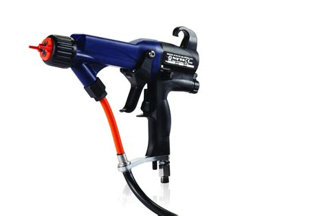 Graco Pro Xp60 Aa Electrostatic Spray Guns
