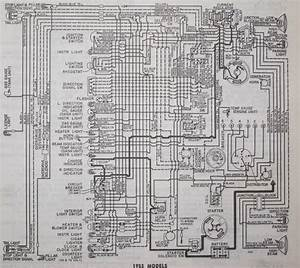 54 Ford Customline Wiring Diagram