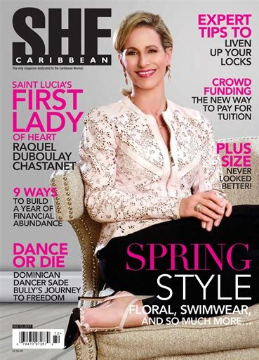 she magazine subscription she caribbean magazine issue 72 subscriptions pocketmags