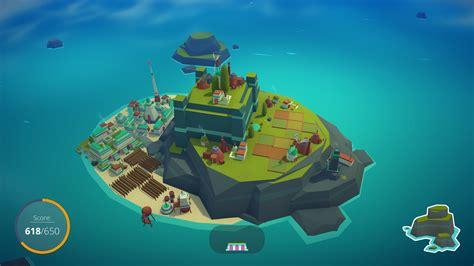 islanders    relaxing city builder ive