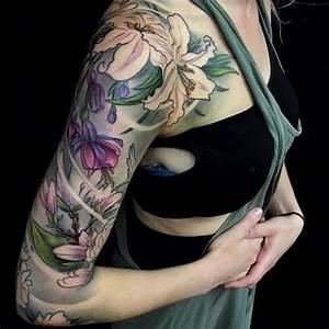 Blumen Und Ihre Bedeutung : 1001 blumen tattoo ideen und informationen ber ihre bedeutung tattoos pinterest tatouages ~ Frokenaadalensverden.com Haus und Dekorationen