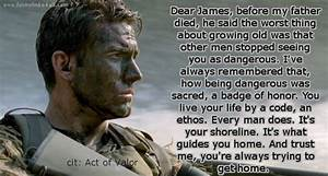 TECUMSEH QUOTES ACT OF VALOR image quotes at relatably.com