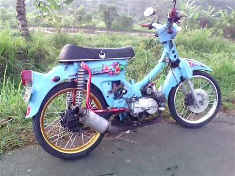 Grand Modif Honda 70 by Motor Astrea Grand Modif C70 Automotivegarage Org