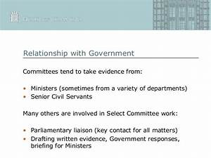 House of Commons Select Committees 2015
