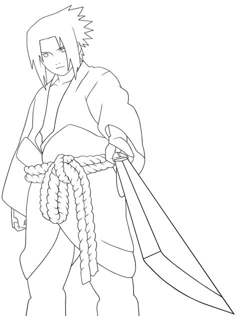 naruto coloring pages  printable naruto coloring pages
