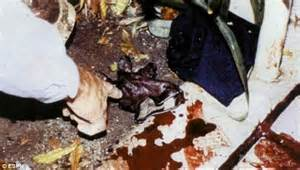 Nicole Brown Simpson Crime Scene Murder