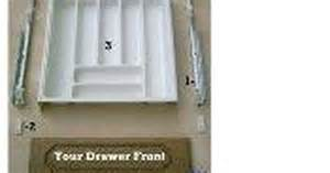 replace  plastic kitchen cabinet drawers ehow uk