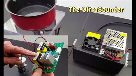 ultra deep clean with sonics building a simple ultrasound cleaner youtube
