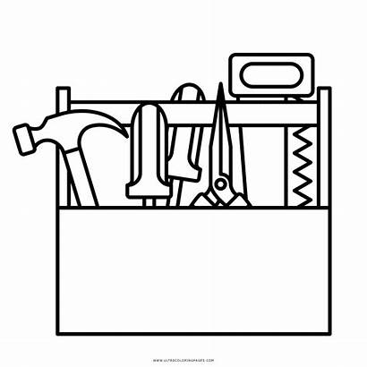 Coloring Toolbox Pages