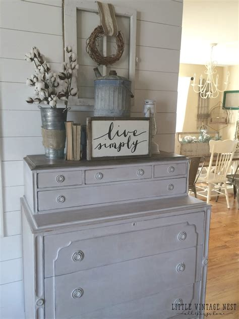 How To Style A Dresser by 10 Ways To Get Farmhouse Style In Your Home