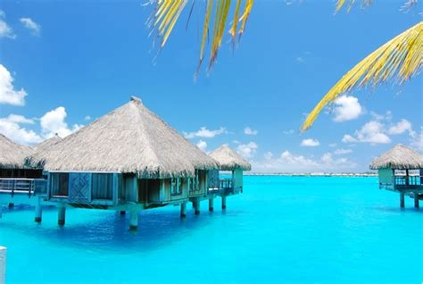 Best Bora Bora And Moorea Overwater Resorts For Families