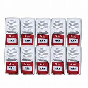 Alarme Factice Voiture Pile : pack 10 alarmes type 4 autonome pile protection incendie pour la maison ~ Medecine-chirurgie-esthetiques.com Avis de Voitures