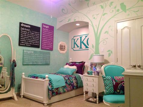 Diy Teenage Girl Bedroom Crafts Teen Room Makeover Room
