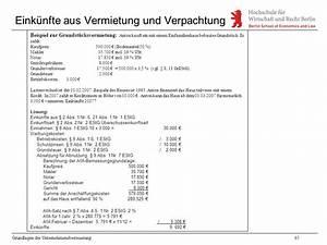 Einkünfte Aus Kapitalvermögen Berechnen Beispiel : grundlagen der unternehmensbesteuerung ss ppt herunterladen ~ Themetempest.com Abrechnung