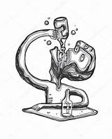 Drunk Man Beer Illustration Drinking Drawing Hand Bottle Drawn Draw Character Getdrawings Bubble Preview sketch template