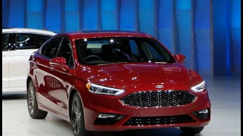 Amazing!! 2019 Ford Fusion Redesign Youtube