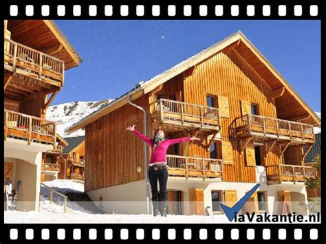 residence les chalets des marmottes r 233 sidence les chalets des marmottes frankrijk viavakantie nl