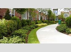 Apartment Complex Curb appeal RASK scapes
