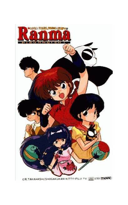 Ranma Anime Serie Medio Bing Latino Ver