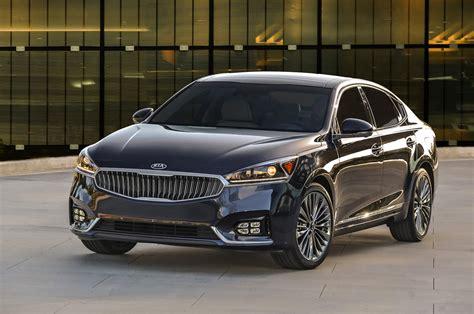 2017 Kia Cadenza Reviews And Rating Motor Trend