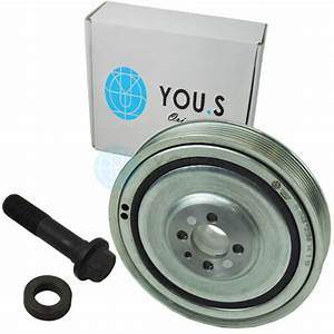 You S Genuine Pulley Screw For Fiat Linea  323   110   1 6