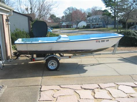 Mckee Boats by 1975 Mckee Craft 14 Project Boat The Hull