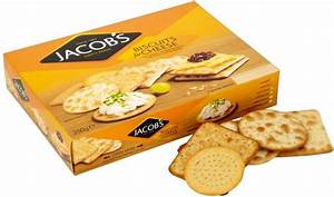 Jacobs Biscuits For Cheese 250g   Approved Food