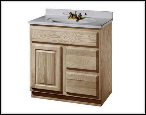 unfinished bathroom cabinets beautiful unfinished bathroom vanities to buy home