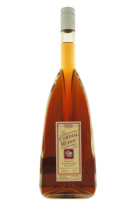 cordial liqueur cordial medoc liqueur traditionelle french style 0 70 liter vol 38 10 95 eur weinquelle