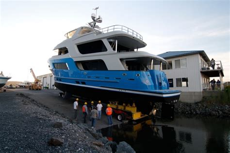 Boat Marina Fails by Splash Failed Northern Marine Launch Creates